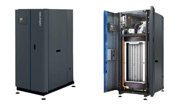 Chaudière gaz à condensation ATLANTIC GUILLOT modèle VARMAX